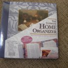 THE ULTIMATE HOME ORGANIZER - SPIRAL BOUND BOOK - BRAND NEW IN SHRINKWRAP!