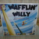 WAFFLIN' WILLY BOARDGAME by RIGHT ANGLE, INC. - WAFFLE WITH BILL CLINTON - BRAND NEW!