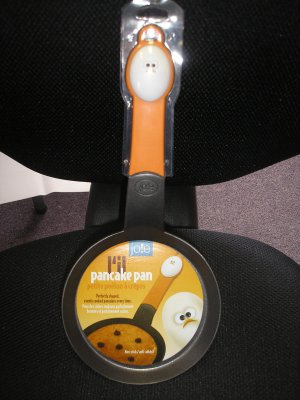 JOIE L'IL EGGHEAD NON STICK PANCAKE PAN by MSC International - BRAND NEW!