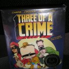 "THREE OF A CRIME -""CALLING ALL DETECTIVES"" by Gamewright-BEST TOY AWARD-OPPENHEIM TOY PORTFOLIO-NEW!"