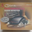 COBRA TRAPSHOOTER RADAR DETECTOR X & K BAND DUAL ALARM - MODEL RD-2110 - BRAND NEW!