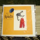 CIRQUE DU SOLEIL LA NOUBA-GREETING CARD,PEWTER CANDLEHOLDER,TINY TAPER CANDLES-BRAND NEW!