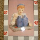 I LOVE LUCY - VITAMEATAVEGAMIN - SALT & PEPPER SHAKERS - BRAND NEW IN BOX!
