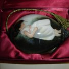 "NE'QWA ART ORNAMENT - ""JAMIE"" - handpainted by the artist Peggy Abrams!"