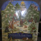 CHRISTMAS IN THE MAGIC FOREST ADVENT CALENDAR - NATIONAL WILDLIFE FEDERATION - BRAND NEW!