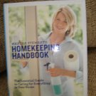 MARTHA STEWART'S HOMEKEEPING HANDBOOK:THE ESSENTIAL GUIDE TO CARING FOR EVERYTHING IN YOUR HOME-NEW!