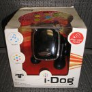 i-DOG ROBOTIC MUSIC LOVING CANINE - BLACK by Hasbro - NEW!