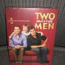 TWO AND A HALF MEN: THE COMPLETE FIRST SEASON (2007) Charlie Sheen, Jon Cryer DVD SET!