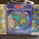 BUTTERFLY FRIENDS WOODEN BEADS SET by Melissa & Doug!