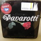 Luciano Pavarotti CD Box Set in Collectible Tin by Luciano Pavarotti (2006)!