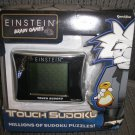EXCALIBUR ELECTRONICS HANDHELD EINSTEIN BRAIN GAMES TOUCH SUDOKU GAME!