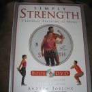 Simply Strength: Personal Training at Home (Fitness DVD Range Series) by Andrew Jobling!