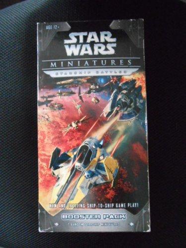 STAR WARS STARSHIP BATTLES - BASE SET - BOOSTER PACK!