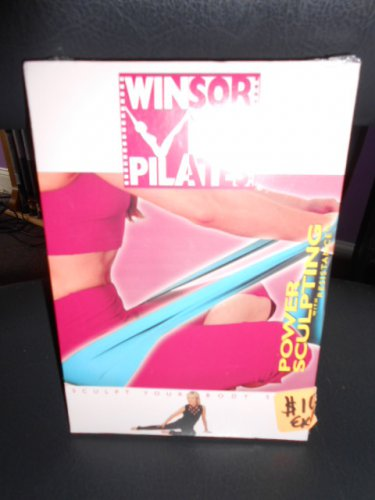 Winsor Pilates Power Sculpting with Resistance DVD - FREE SHIPPING!