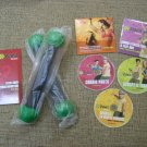"ZUMBA FITNESS ""JOIN THE PARTY"" TOTAL BODY TRANSFORMATION SYSTEM DVD SET by Zumba Fitness!"