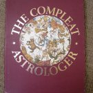 THE COMPLEAT ASTROLOGER - DELUXE SLIPCASED FIRST EDITION from 1971 by PARKER DEREK - RARE!