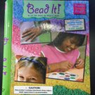 Bead It! Spiral-bound book & Kit by Lara Rice Bergen & Megan E. Bryant!