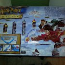 HARRY POTTER and THE SORCERER'S STONE QUIDDITCH SNITCH SLOT CAR RACE SET by TYCO MATTEL!