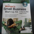 THE WOMEN'S SMALL BUSINESS START-UP KIT: A Step-by-Step Legal Guide by Peri Pakroo J.D.!