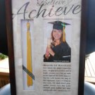 """HER GRADUATION"" CHRISTIAN VERSE 3D PHOTO FRAME!"