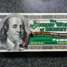 THE SECRET WORLD OF MONEY - Becker & Meyer Book, Shredded Money & Magnifier by Paul Beck!