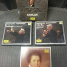 BEETHOVEN: 9 SYMPHONIES/OVERTURES ~ KARAJAN 6 CD BOX SET -  Berlin Philharmonic Orchestra!