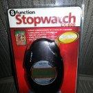 Sportcraft EX600 8-Function Digital Stopwatch - Water Resistant!