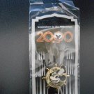 "Disney's ""Countdown to the Millennium 2000"" Collectors Pin ""Steamboat Willie 1928"" - Mickey Mouse!"