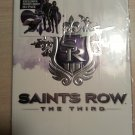 SAINTS ROW THE THIRD STUDIO EDITION PRIMA OFFICIAL GAME STRATEGY GUIDE NEW BOOK!