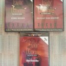 The Art of Exotic Dancing for Everyday Women - LOT OF 3 DVD's - DANCE YOUR WAY TO POWER!