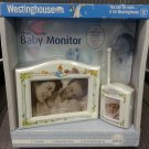 Westinghouse Photo Frame Baby Monitor - Shows baby's volume at a glance!