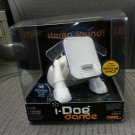 I-Dog Dance in White by Tiger -  Gets Up and Dances to Your Tunes!!