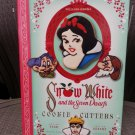 Snow White & the Seven Dwarfs Press-and-Stamp Cookie Cutters Set of 4 by Williams-Sonoma!
