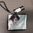 Elvis Presley Square Coin Purse - Nifty 50's!