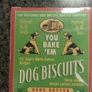 You Bake 'em Dog Biscuits (Mega Mini Kits) by Running Press!