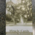 Miracle Cards - 50 Card Deck by Marianne Williamson!