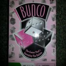Bunco Card Game by Cardinal Industries, Inc. with a FUZZY DIE!