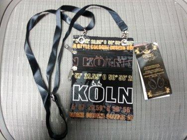 """KoenigReich K�LN SHOULDER BAG """"STAMP """"!"""