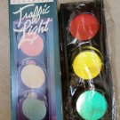 "Spencer Gift Flashing Traffic Light - 18.5"" - Ramdomly Flashes all 3 Colors!"