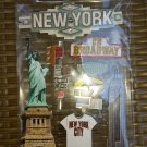 Paper House 3D Stickers - New York City #STDM-0011!