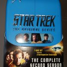 Star Trek The Original Series - The Complete Second Season - 8 DISK SET!