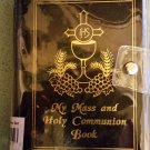 My Mass and Holy Communion Book Set-Heritage & Cathedral Editon w/ Rosary, Scapular & Pin-#6501/05!