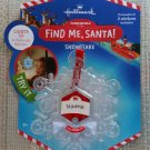 Hallmark Find Me, Santa! Snowflake by Hallmark - Lights up with your name so Santa can find you!