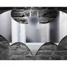 """DC Comics BATMAN LOGO Mirror - 27.5""""  x  13"""" - Most important part of Gotham City!"""