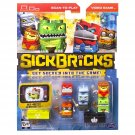 Sick Bricks - Sick Team - 5 Character Pack - Mutants vs Robots by Sick Bricks!
