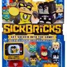 Sick Bricks - Sick Team - 5 Character Pack - Superheroes vs Hollywood by Sick Bricks!