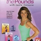 Walk Away the Pounds with Leslie Sansone - Two Workouts On One DVD - Get Started/High Calorie Burn!