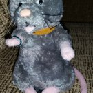 "Gund Warner Bros. Harry Potter #75409 SCABBERS 5"" Plush Rat - New without Tag!"
