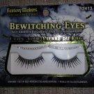 Fantasy Makers Bewitching Eyes Self-Adhesive False Eyelashes - Rhinestone #12413!