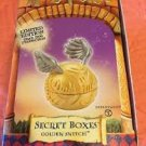 Harry Potter Secret Boxes Golden Snitch by Department 56 - #59007!